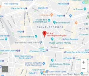 Me situer à Paris 9